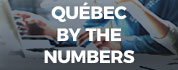 Link to the Québec's By The Numbers section